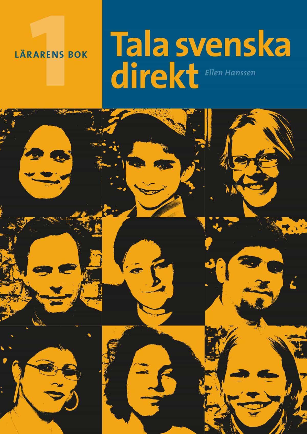 Tala svenska direkt Lärarens bok av Ellen Hanssen