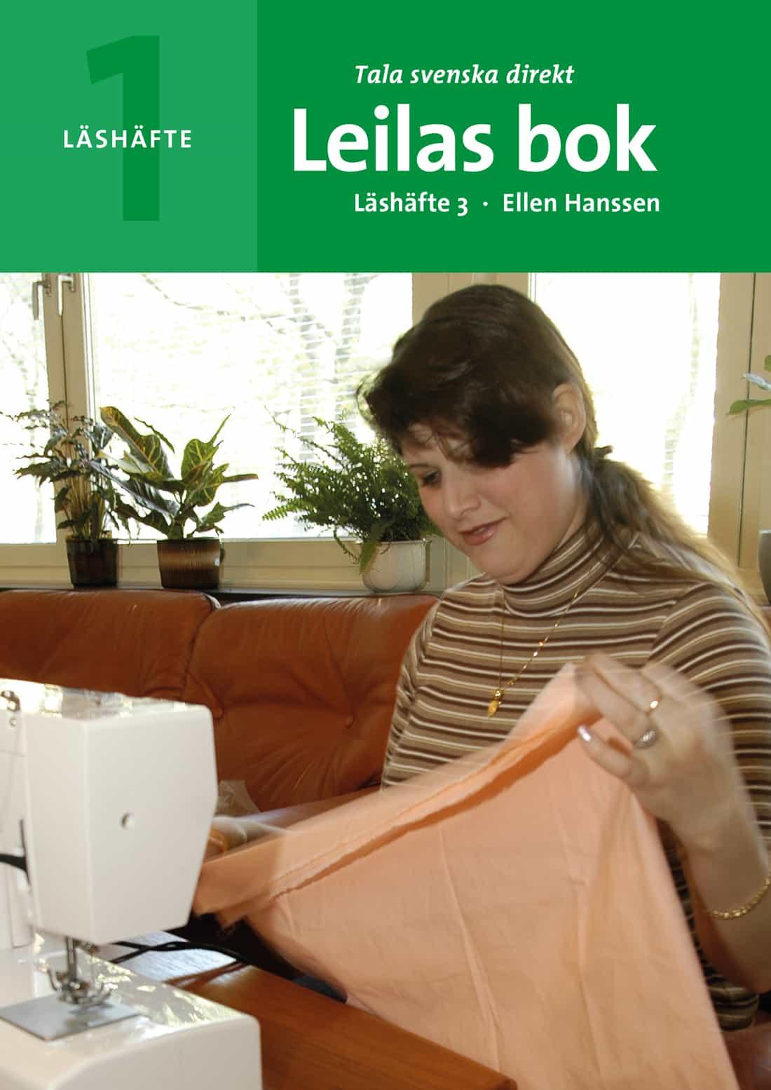Leilas bok – läshäfte 3
